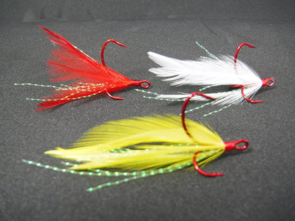 Feather Trebles